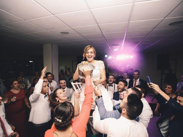 La boda de Jose María y Vanesa en Villanueva Del Fresno, Badajoz 72