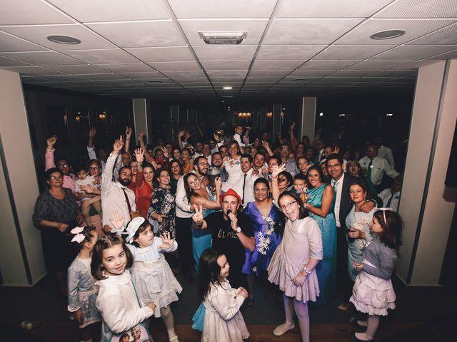 La boda de Jose María y Vanesa en Villanueva Del Fresno, Badajoz 75