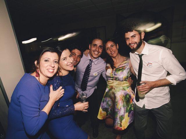 La boda de Jose María y Vanesa en Villanueva Del Fresno, Badajoz 78