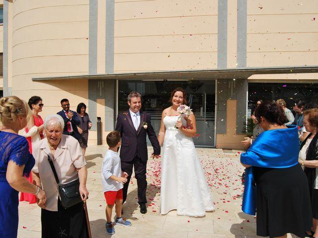 La boda de Marta y Miquel