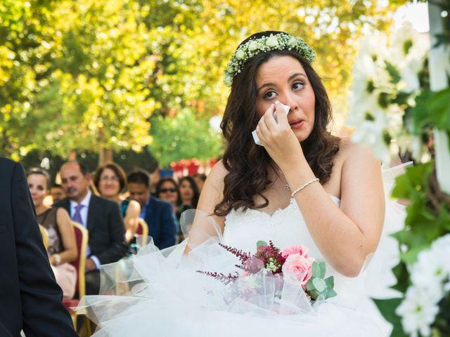 La boda de Pedro y Sara en La Carlota, Córdoba 18