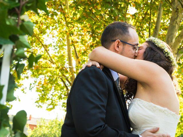 La boda de Pedro y Sara en La Carlota, Córdoba 20