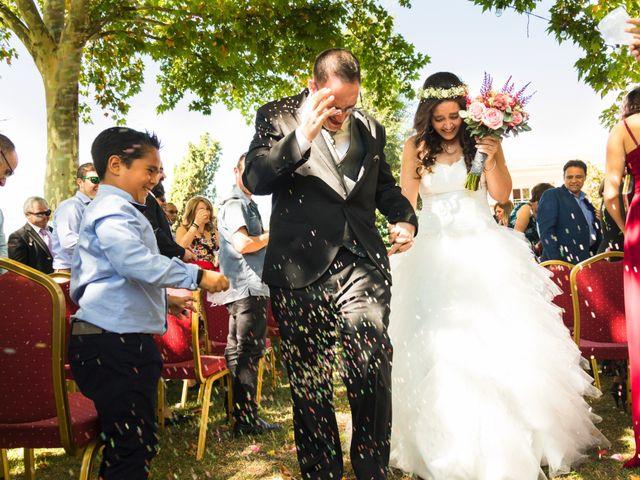 La boda de Pedro y Sara en La Carlota, Córdoba 21