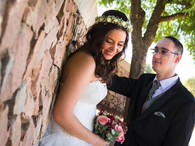 La boda de Pedro y Sara en La Carlota, Córdoba 2