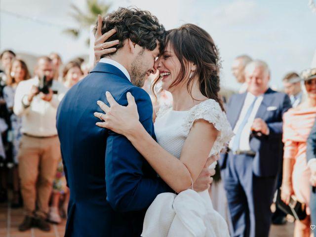 La boda de Pilu y Fran