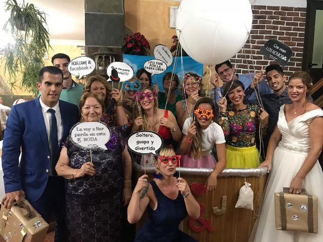 La boda de Javier y Jessica  en Las Palmas De Gran Canaria, Las Palmas 9