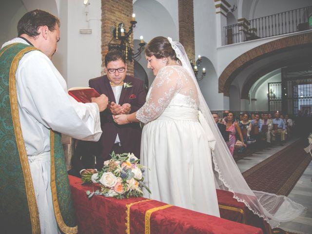 La boda de Oscar y Olga en El Viso, Córdoba 35