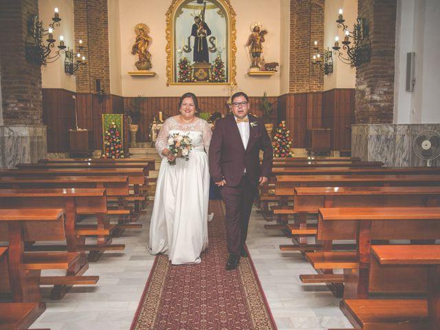 La boda de Oscar y Olga en El Viso, Córdoba 36