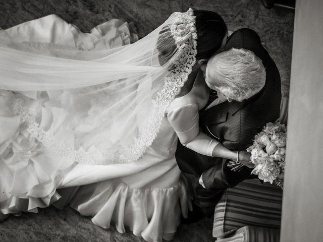 La boda de Eloy y Paola en Santomera, Murcia 1