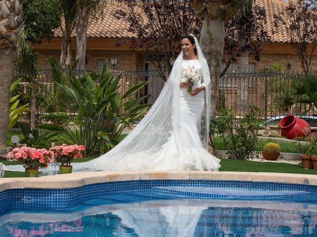 La boda de Eloy y Paola en Santomera, Murcia 16