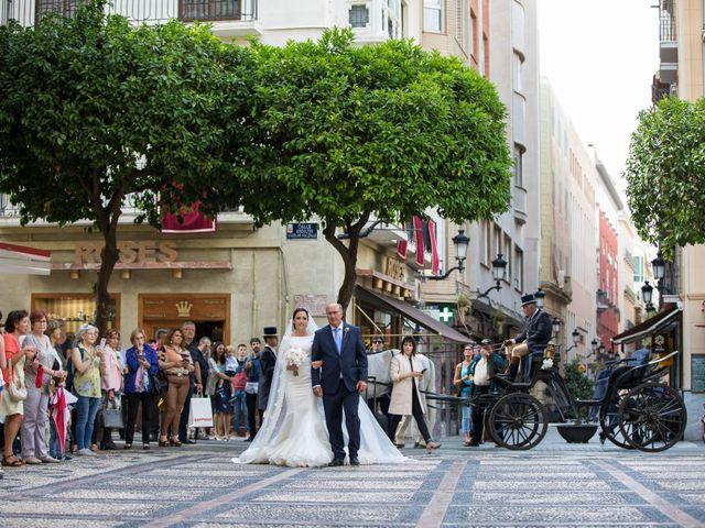 La boda de Eloy y Paola en Santomera, Murcia 25