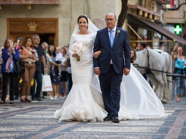 La boda de Eloy y Paola en Santomera, Murcia 26