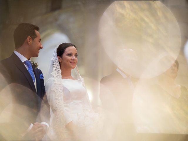La boda de Eloy y Paola en Santomera, Murcia 32