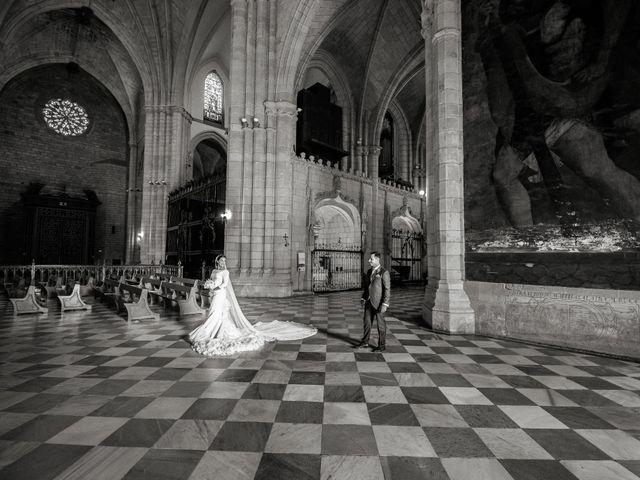 La boda de Eloy y Paola en Santomera, Murcia 38