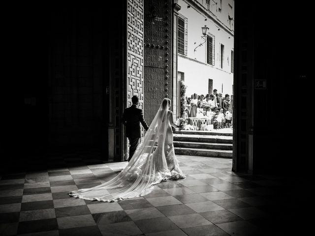 La boda de Eloy y Paola en Santomera, Murcia 39