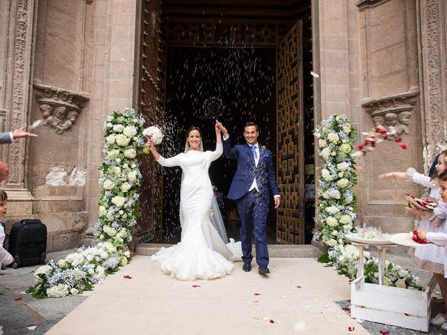 La boda de Eloy y Paola en Santomera, Murcia 40
