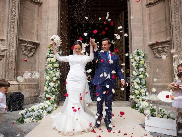 La boda de Eloy y Paola en Santomera, Murcia 42