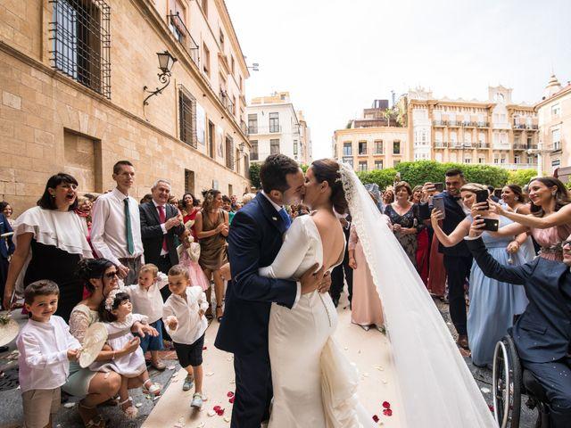 La boda de Eloy y Paola en Santomera, Murcia 43
