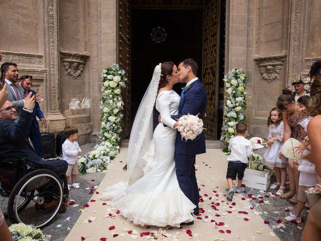 La boda de Eloy y Paola en Santomera, Murcia 44
