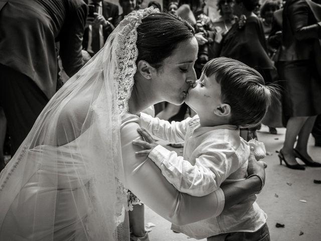 La boda de Eloy y Paola en Santomera, Murcia 45