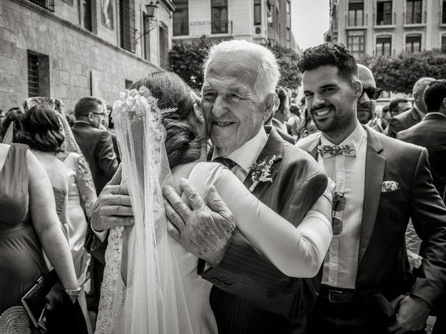 La boda de Eloy y Paola en Santomera, Murcia 48