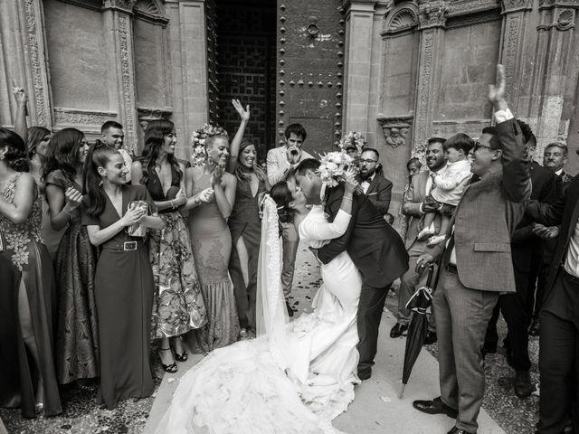 La boda de Eloy y Paola en Santomera, Murcia 52
