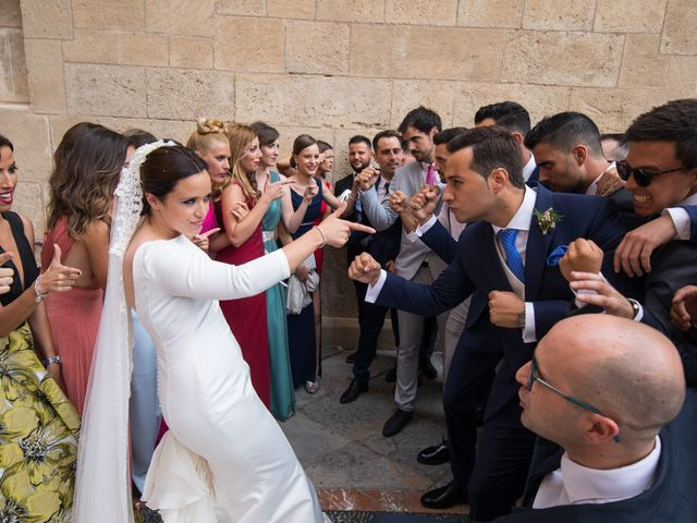 La boda de Eloy y Paola en Santomera, Murcia 55