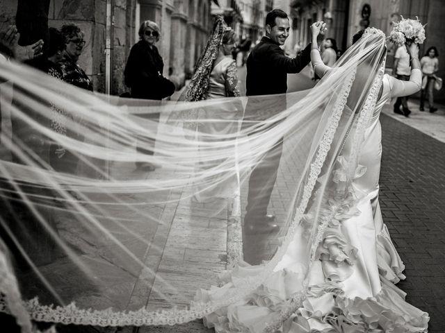 La boda de Eloy y Paola en Santomera, Murcia 56
