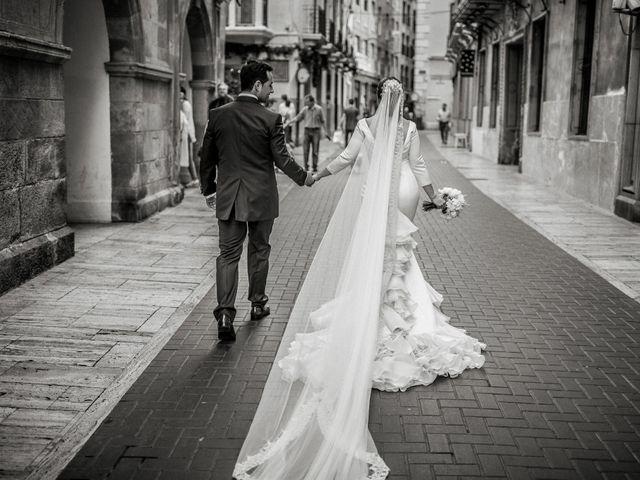 La boda de Eloy y Paola en Santomera, Murcia 57