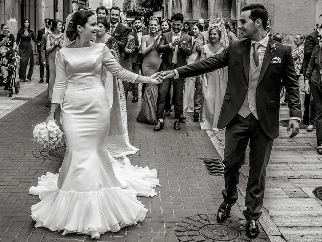 La boda de Eloy y Paola en Santomera, Murcia 58