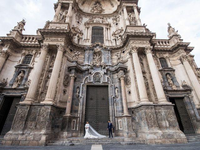 La boda de Eloy y Paola en Santomera, Murcia 60