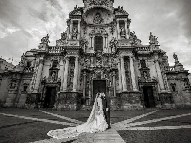 La boda de Eloy y Paola en Santomera, Murcia 62