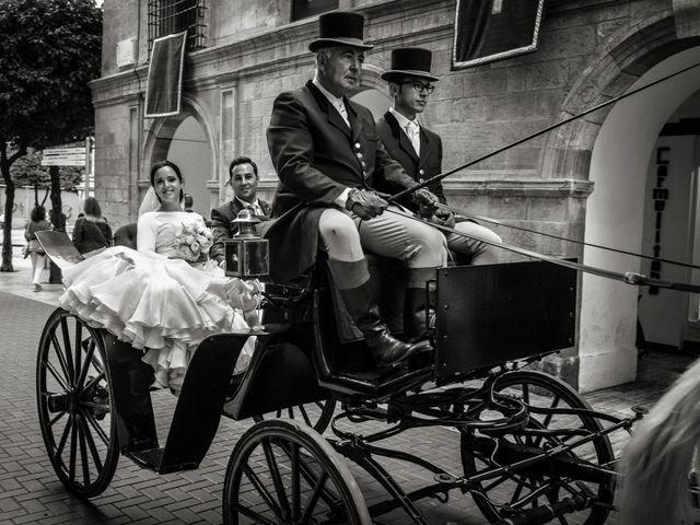 La boda de Eloy y Paola en Santomera, Murcia 64