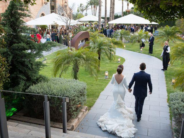 La boda de Eloy y Paola en Santomera, Murcia 66