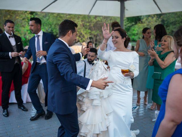 La boda de Eloy y Paola en Santomera, Murcia 70
