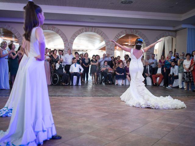 La boda de Eloy y Paola en Santomera, Murcia 79
