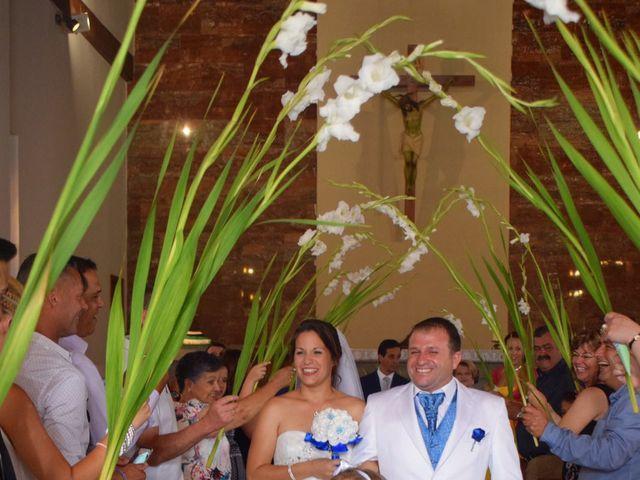 La boda de Marco y Yanira en Arucas, Las Palmas 1