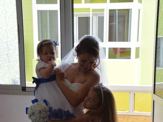 La boda de Marco y Yanira en Arucas, Las Palmas 7