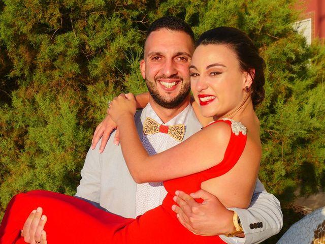 La boda de Adara y Dani