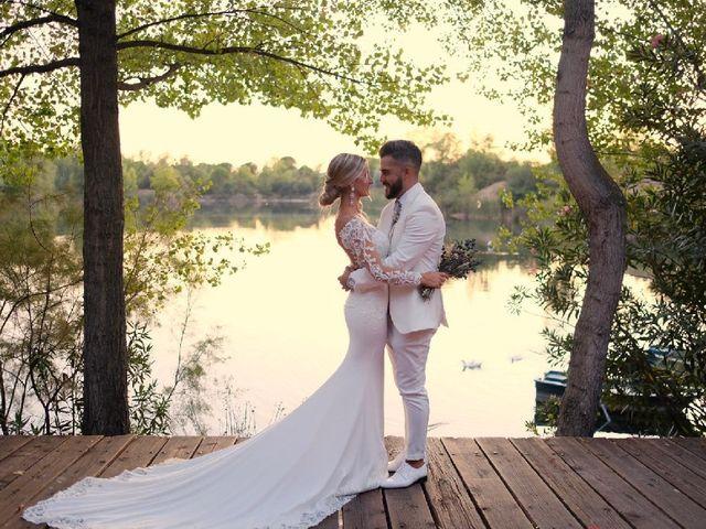La boda de Josselyn Bau y Cristian Casero