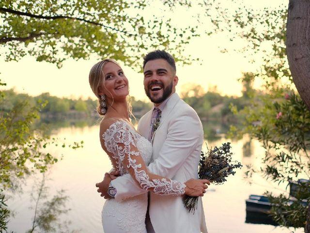 La boda de Cristian Casero y Josselyn Bau en Arganda Del Rey, Madrid 1