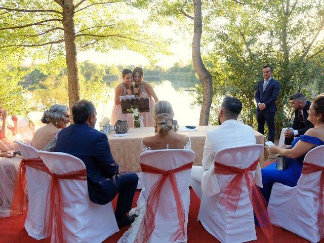 La boda de Cristian Casero y Josselyn Bau en Arganda Del Rey, Madrid 6