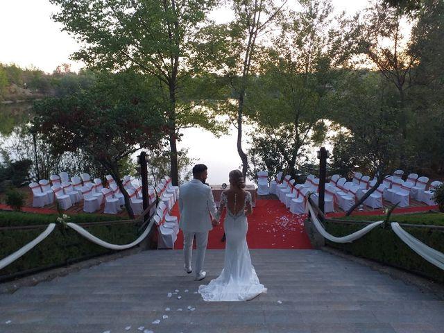 La boda de Cristian Casero y Josselyn Bau en Arganda Del Rey, Madrid 7