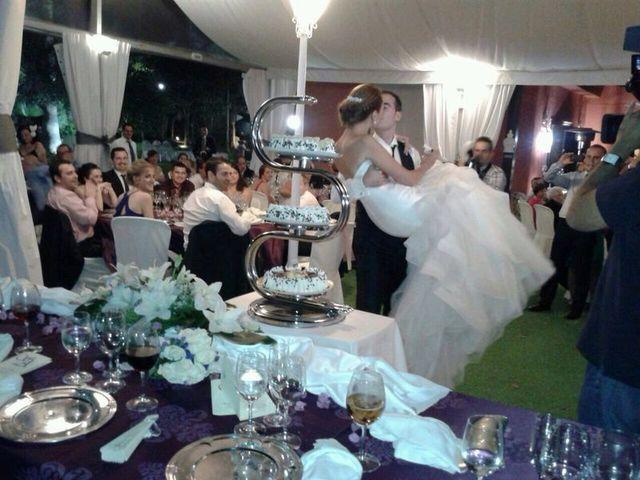 La boda de Alfonso y Soraya en Linares, Jaén 2