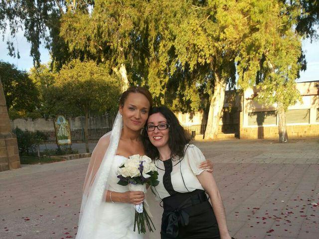 La boda de Alfonso y Soraya en Linares, Jaén 4