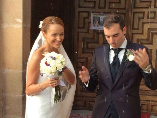 La boda de Alfonso y Soraya en Linares, Jaén 9