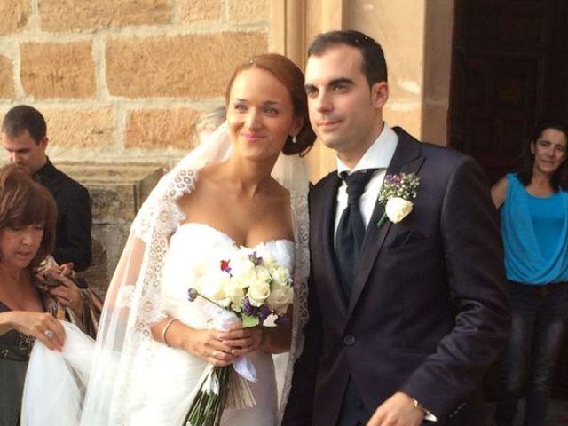La boda de Alfonso y Soraya en Linares, Jaén 10