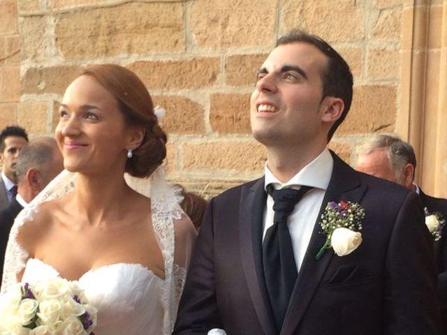 La boda de Alfonso y Soraya en Linares, Jaén 11