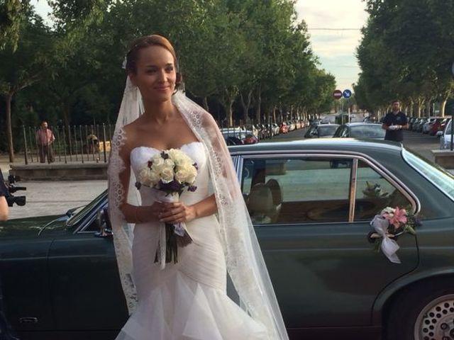 La boda de Alfonso y Soraya en Linares, Jaén 12