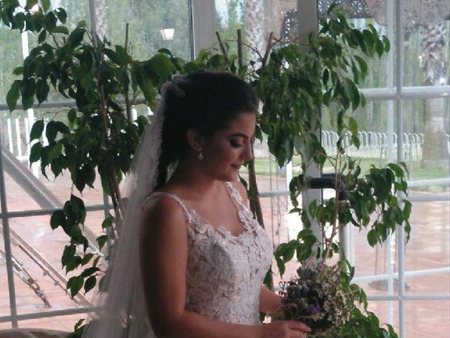 La boda de Adrián  y Betsy en Villamanrique De La Condesa, Sevilla 1